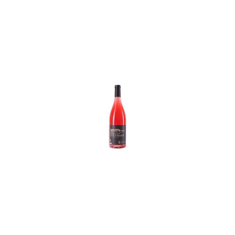 Clavel Rosé à Rougir 2020 (Bio)