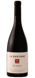 """La Baronne """"Alaric"""" rouge 2015 (Bio)"""